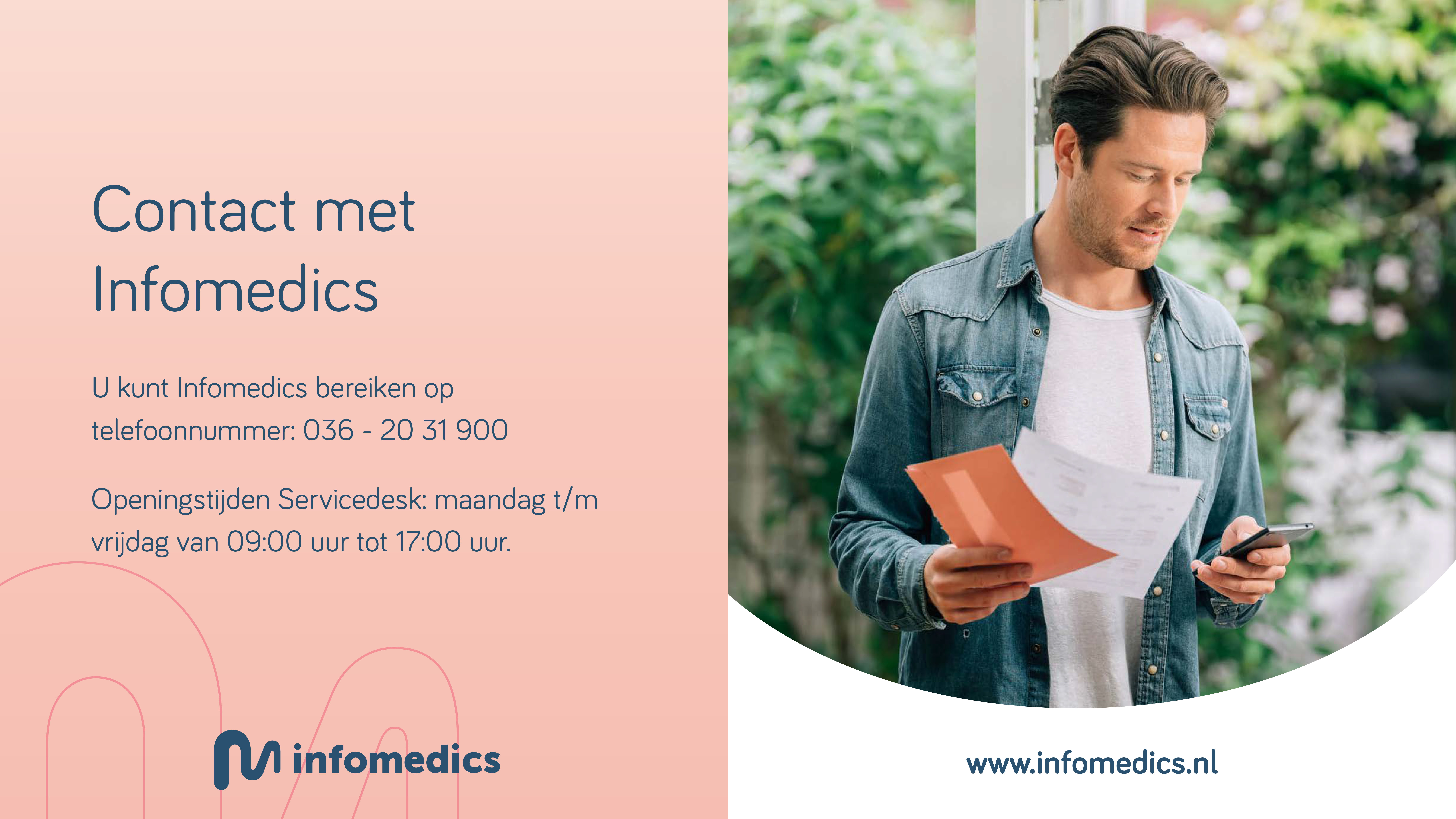 07 - Contact met Infomedics